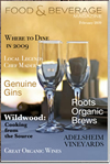food and beverage magazine february 2009