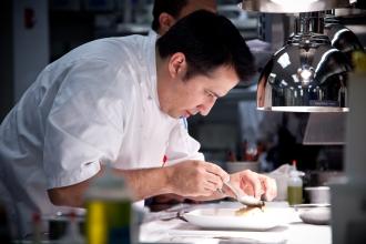 Chef Chris Lee, Chris Lee, Chef Lee Plating