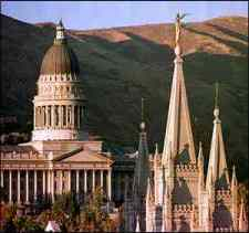 Salt Lake, Salt Lake City, Utah, capital