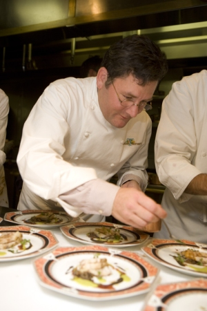 Charlie trotter, chef trotter,chef charlie