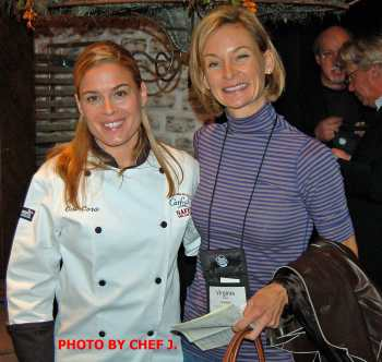 Cat Cora, Chef J, Chicago food