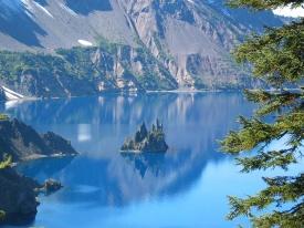 Crater Lake, Portland
