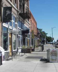 Spokane, restaurants