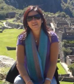 Susan Santos Arboleda, Peru food