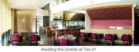 Ten01, Portland restaurants, Portland