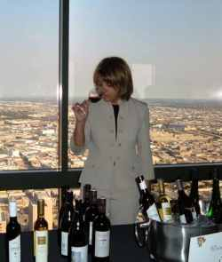 Alessia Botturi, wine, Society of Wine Educators