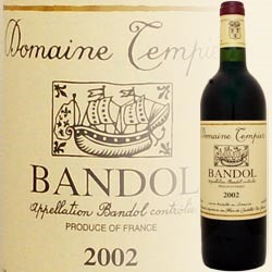 organic food and wine pairing, badol, domaine tempier