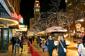Denver, City Scene, Colorado
