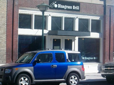 <font size=4> <b>Bluegrass Grill</font size></b>