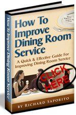waiter tips, better tips