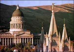 Salt Lake, Salt Lake City, Utah, capital