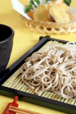 soba noodles, soba, buckwheat, japanese noodles