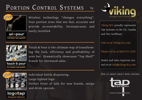 viking beverage control, beverage control system