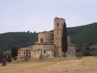 Tuscan Abby, Tuscan wine, Tuscany