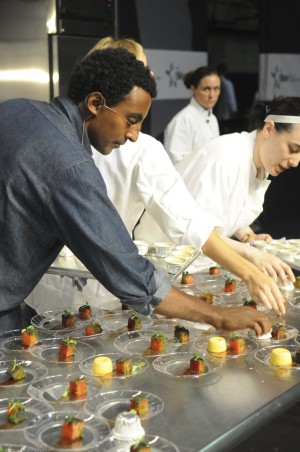 chefs congress, marcus samulson, food and beverage event